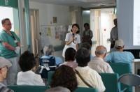 看護部長 健康教室